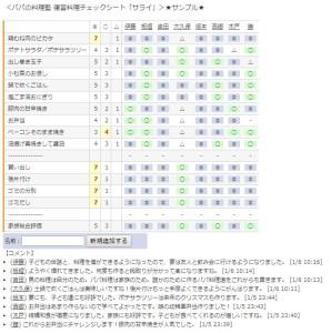 サライサンプルページ